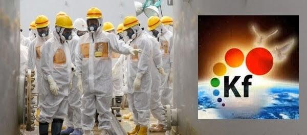 """Fundação Keshe alerta: """"A Contaminação radioativa de Fukushima estará no prato de cada pessoa em menos de 12 meses"""""""